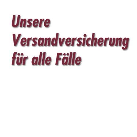 Versandversicherung | Schön & Wieder