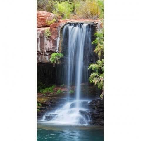 Duschrückwand Wasserfall Basic